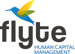 Flyte: Human Capital Management Logo