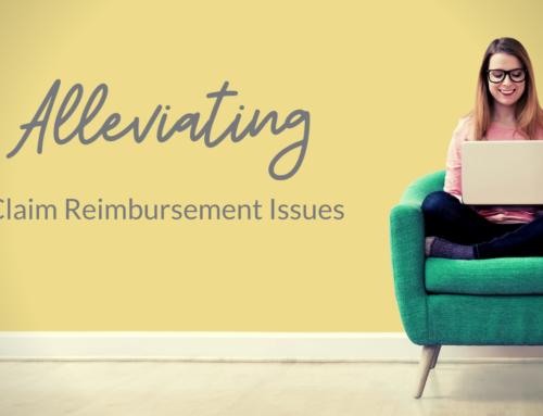 Alleviating Claim Reimbursement Issues